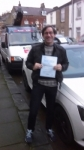 RICHARD BROXUP passed with Simon Hartley Driver Training