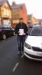 TOM SUTTON passed with Simon Hartley Driver Training