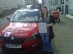 DEBBIE BRENNEN passed with Simon Hartley Driver Training