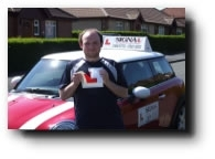 I started lessons with Signal School of Motoring. My instructor, Joe, couldn't have been more helpful and went out of his way to get me through my test....