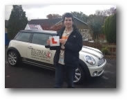 I started driving lessons with Joe thinking it was going to take me ages to learn how to drive and pass my test. However, Joe's humour,clarity and perseverence with my mistakes allowed me to relax when taking driving lessons, and gave me the confidence to book my test. Within three months it was all over and done with. Joe's excellent teaching made...