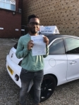 Tel passed with SKY DRIVING SCHOOL
