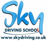 Parvin passed with SKY DRIVING SCHOOL
