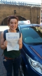 Iona passed with SKY DRIVING SCHOOL