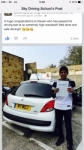 New passer added 09/04/2015 passed with SKY DRIVING SCHOOL