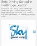 New passer added 11/11/2015 passed with SKY DRIVING SCHOOL