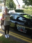 Jessica Lishman passed with Pass With Marcel