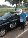 Dominic Archer passed with Pass With Marcel