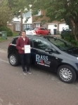 Leigh Osborn passed with Pass With Marcel