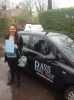Hannah Bentley passed with Pass With Marcel