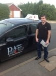 Paul Prebble passed with Pass With Marcel