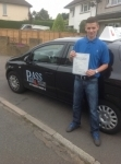 Jacob Page passed with Pass With Marcel