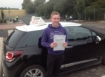 Luke Pike  passed with Steve Chillingworth Driver Training