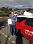 Jack Smith passed with Steve Chillingworth Driver Training
