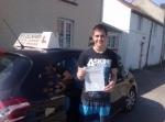Dan Eichler  passed with Steve Chillingworth Driver Training