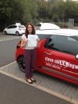 Lauren Haddon passed with Steve Chillingworth Driver Training
