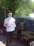 Callumn Diment  passed with Steve Chillingworth Driver Training