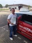 colin macintyre passed with Steve Chillingworth Driver Training