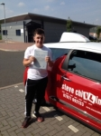 Rhys Hayward passed with Steve Chillingworth Driver Training