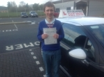 🎉 Ben Rigby passed with Steve Chillingworth Driver Training