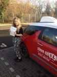Molly Gill passed with Steve Chillingworth Driver Training
