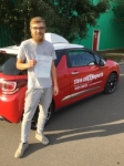 james facey passed with Steve Chillingworth Driver Training