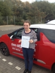 Jenny Whitcombe passed with Steve Chillingworth Driver Training