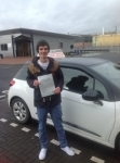 Charlie Rawle  passed with Steve Chillingworth Driver Training
