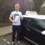 dan Cromey passed with Steve Chillingworth Driver Training