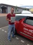 Ben hamblin passed with Steve Chillingworth Driver Training