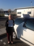 Nathan Cridland passed with Steve Chillingworth Driver Training