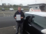 🎉Ross Chedzoy passed with Steve Chillingworth Driver Training