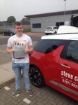 Rhys Pearce  passed with Steve Chillingworth Driver Training