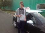 Kallum Wilton passed with Steve Chillingworth Driver Training