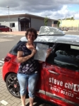 Lisa Penny passed with Steve Chillingworth Driver Training