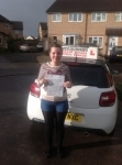 Zoe penny  passed with Steve Chillingworth Driver Training