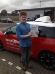 Nathan Bastin passed with Steve Chillingworth Driver Training