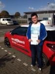 Callum Ledger passed with Steve Chillingworth Driver Training