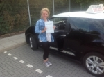Shannon Bishop passed with Steve Chillingworth Driver Training