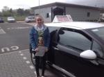 Jaz Harding  passed with Steve Chillingworth Driver Training