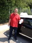 Craig Cox passed with Steve Chillingworth Driver Training