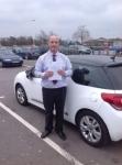 Wayne Richards  passed with Steve Chillingworth Driver Training