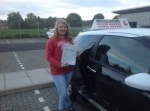 Elle Champion  passed with Steve Chillingworth Driver Training
