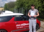 Jack Chillingworth passed with Steve Chillingworth Driver Training