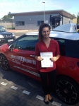 LEAH TURNER 22/07/14 passed with Steve Chillingworth Driver Training