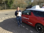 2nd March2017 passed with Steve Chillingworth Driver Training