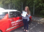 MOLLY DURANT  passed with Steve Chillingworth Driver Training