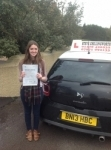Penny Baker passed with Steve Chillingworth Driver Training