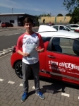 ROB MACINTYRE 09/07/2014 passed with Steve Chillingworth Driver Training