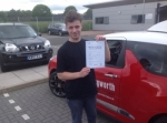 Rob cowd june 6th  passed with Steve Chillingworth Driver Training